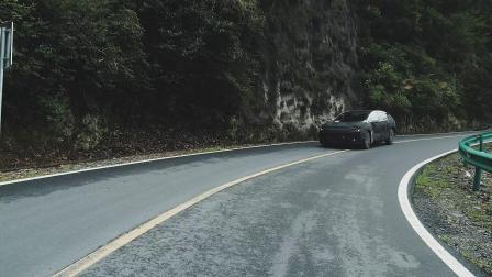 高合HiPhi X 工程车山地综合性能测试视频